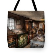 Graphic Artist - Upper And Lower Case  Tote Bag