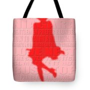 Graphic Marilyn Monroe 2 Tote Bag