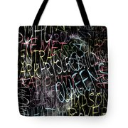 Graphic New York 3b Tote Bag