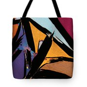 Graphite From India Tote Bag