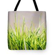Grass Blades Tote Bag