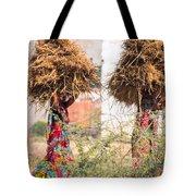 Grass Cuttings Tote Bag