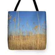Grass In Motion Tote Bag