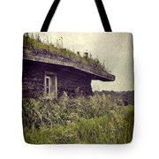 Grass Roof On Cottage Tote Bag