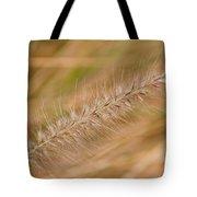 Grass Seed Head Tote Bag