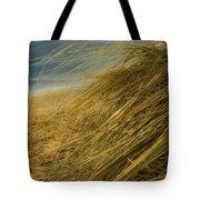 Grass To Sea Tote Bag
