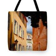Grasse Alley France Tote Bag
