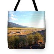 Grassy Dune Tote Bag