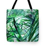 Grassy Glow  Tote Bag
