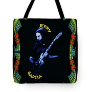 Grateful For Jerry  Tote Bag