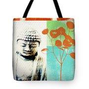 Gratitude Card- Zen Buddha Tote Bag