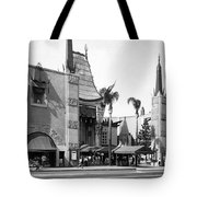 Grauman's Chinese Theater Tote Bag