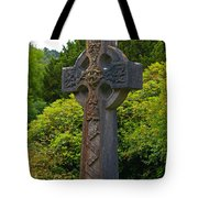 Grave Cross 4 Tote Bag
