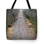 Gravel And Steel Tote Bag