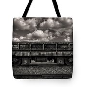 Gravel Train Tote Bag