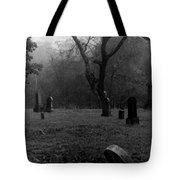 Graveyard 4 Tote Bag