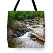 Graveyard Falls Tote Bag