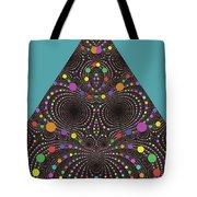 Gravity And Magnetism Tote Bag