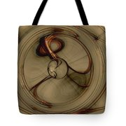 Gravity Wells Tote Bag
