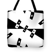 Gravity Zero Tote Bag