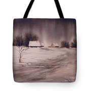 Gray Day Tote Bag