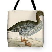 Gray Lag Goose Tote Bag
