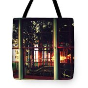 Grays Place Sunset Tote Bag