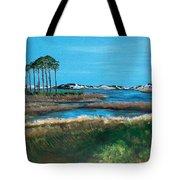 Grayton Beach State Park Tote Bag by Racquel Morgan