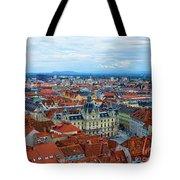 Graz Old Town Tote Bag