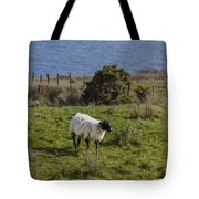 Grazing By The Sea Tote Bag