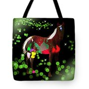 Grazing In The Grass - Featured In Visions Of The Night Group Tote Bag