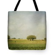 Grazing Tote Bag by Kim Hojnacki
