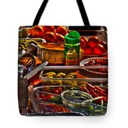 Grazing Table 2 Tote Bag