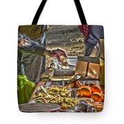 Grazing Table Tote Bag