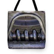 Greased Tote Bag