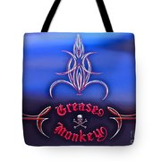 Greased Monkey Tote Bag