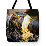 The Squecky Wheel Tote Bag