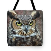 Great And Horned Tote Bag