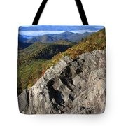 Great Balsam Mountains - Blue Ridge Parkway Tote Bag