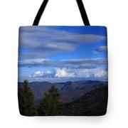 Great Balsam Mountains-north Carolina Tote Bag