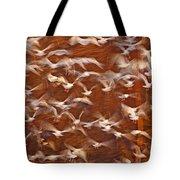 Great Black-backed Gulls Tote Bag
