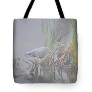 Great Blue Heron 4 Tote Bag