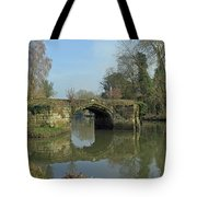 Great Bridge Warwick Tote Bag