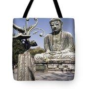 Great Buddha Of Kamakura 2 - Japan  Tote Bag