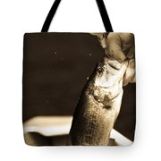 Great Catch Tote Bag