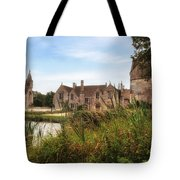 Great Chalfield Manor Tote Bag