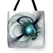 Great Collapse Tote Bag