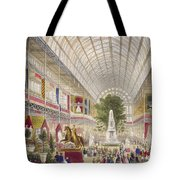 Great Exhibition, 1851 South Transept Tote Bag