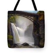 Great Falls Mist Tote Bag