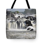 Great Falls Of The Potomac River Tote Bag